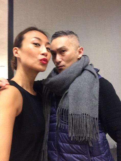Yun and I