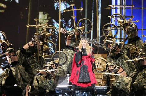 Madonna's Rebel Heart World Tour