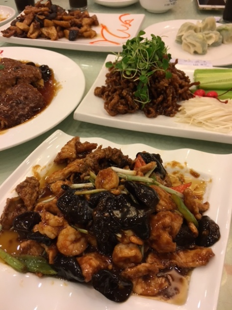 Traditional Chinese Dinner